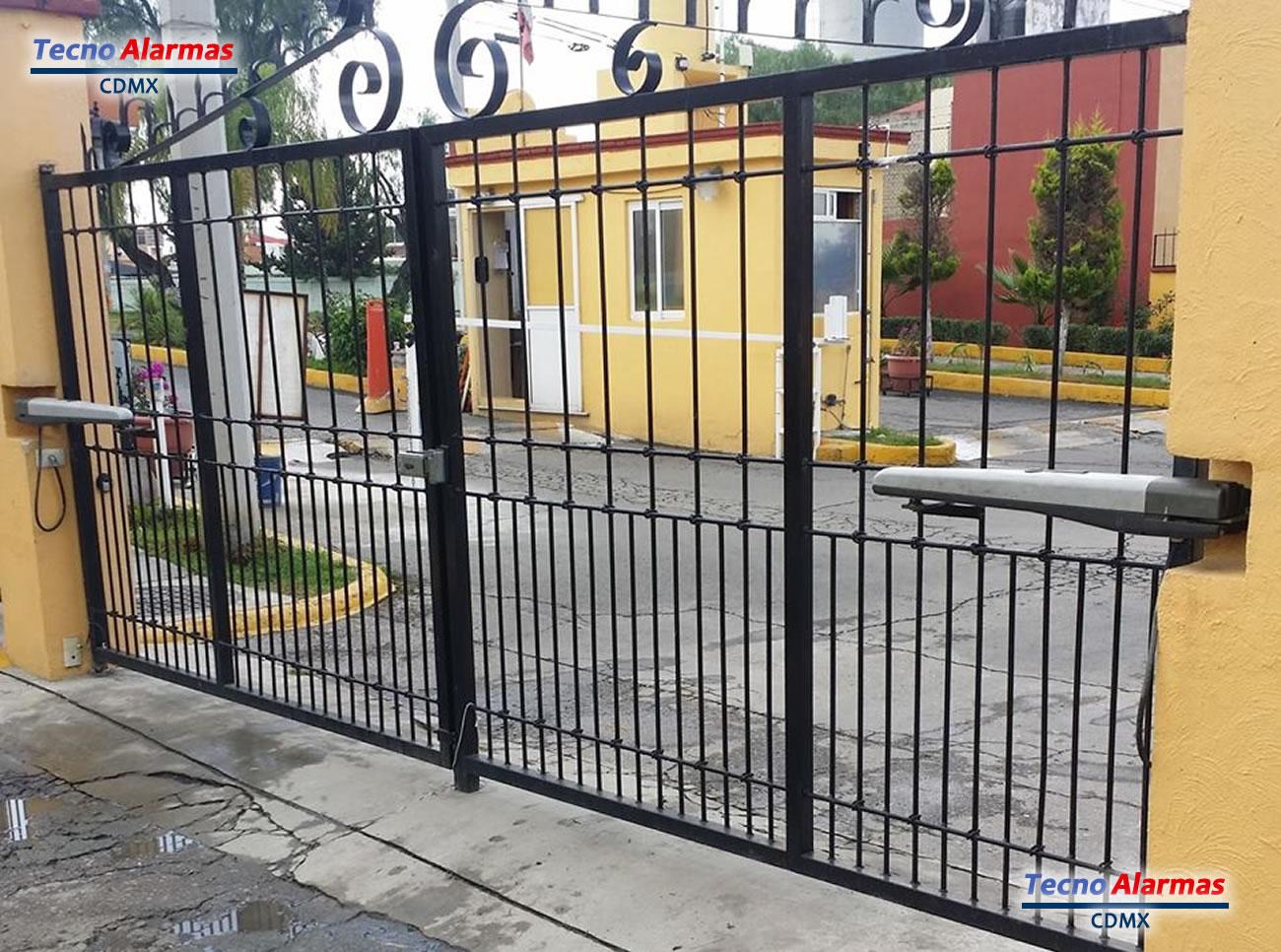 Puertas autom ticas para garaje o cochera automatizaci n - Automatizacion de puertas ...
